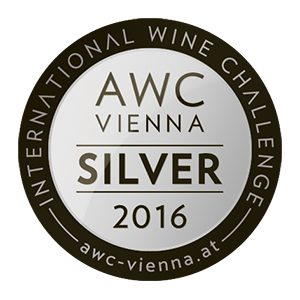 AWC Medaille silber
