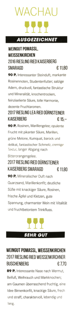 wein.pur Riesling Trophy